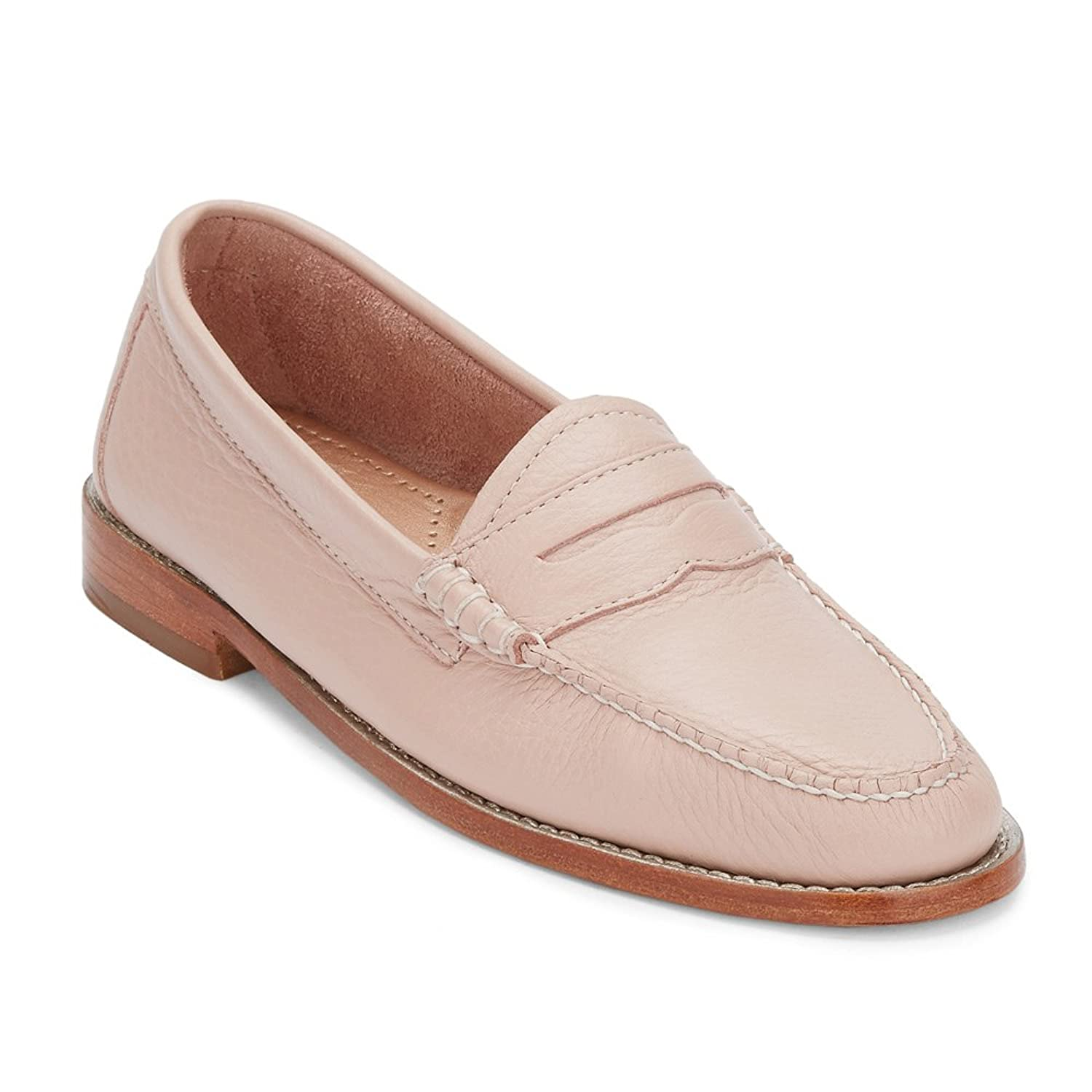 G.H. Bass & Co. Women's Whitney Penny Loafer, Blush Pink