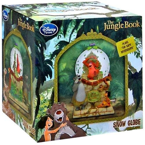 Disney The Jungle Book Exclusive Snow Globe
