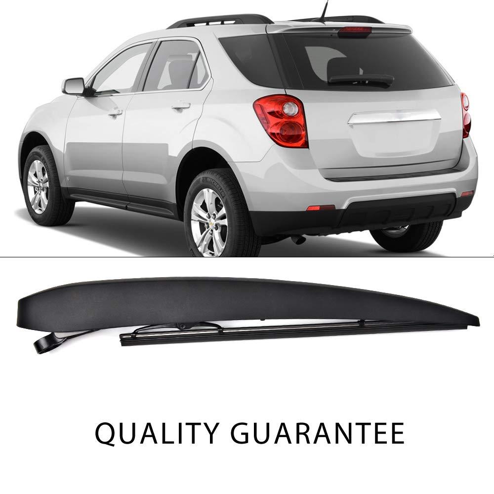 For Chevrolet Equinox 2018-2019 GMC Terrain 2014-2017 Buick Envision 2014-2018 OTUAYAUTO 22759638 Rear Windshield Wiper Arm Blade Set