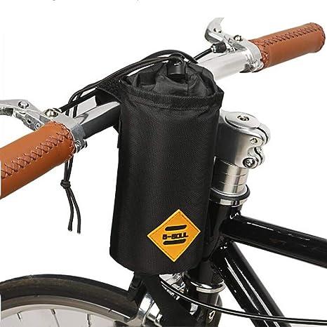 WJH Bolso de Manillar de Bicicleta, Bolsillo Delantero para ...
