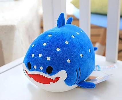 Amazon Com Garwarm Cute Stuffed Animals Stuffed Whale Shark Plush