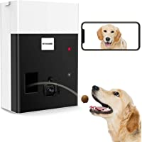 iPATROL Interactive Laser Toy & Dog Camera, Alexa Enabled Treat Dispenser with…