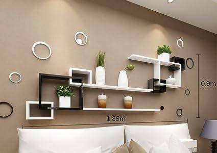 Accessori Armadio A Muro.Andea Semplice Parete Decorativo Mensola Frame Sfondo Armadio A Muro