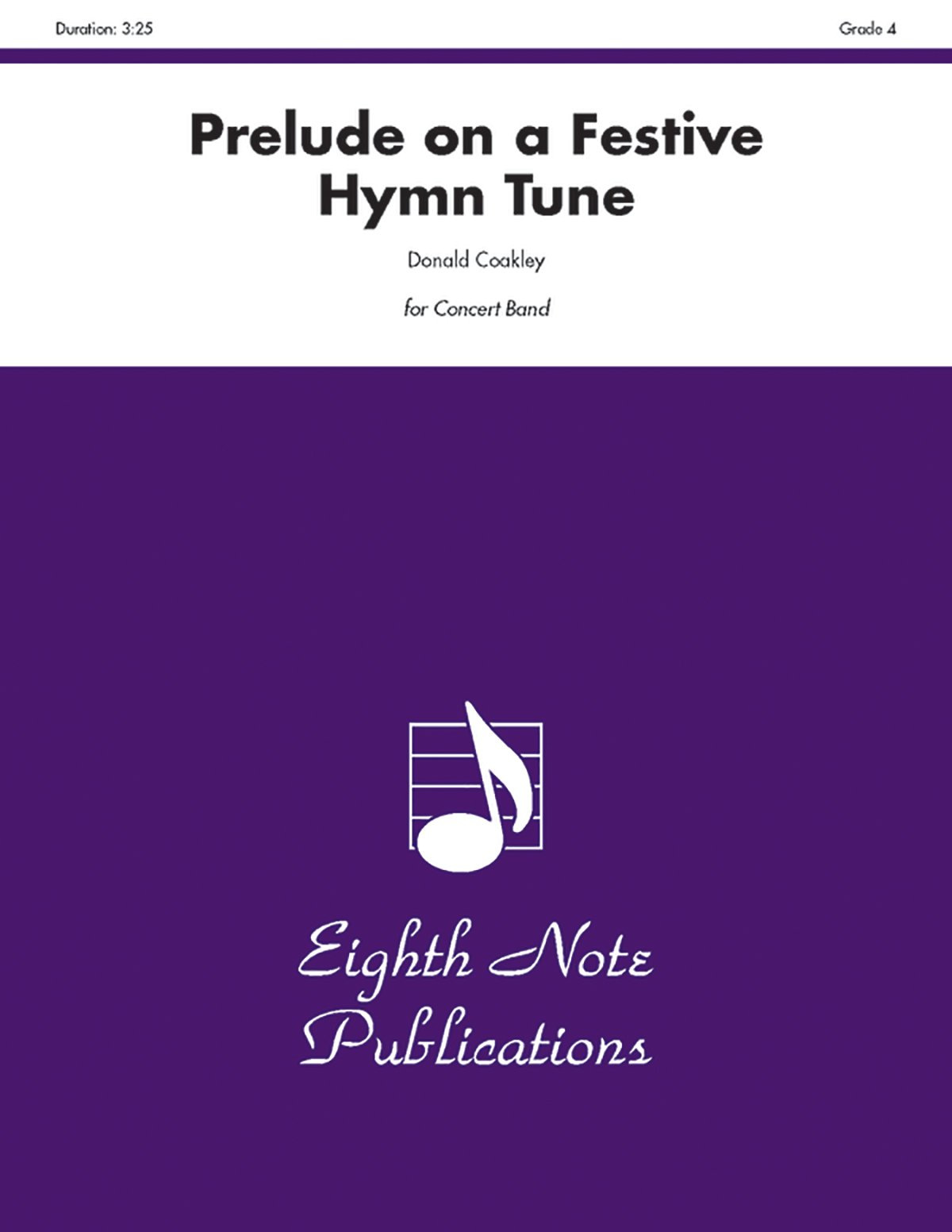 Prelude on a Festive Hymn Tune (Conductor Score & Parts) (Eighth Note Publications) pdf