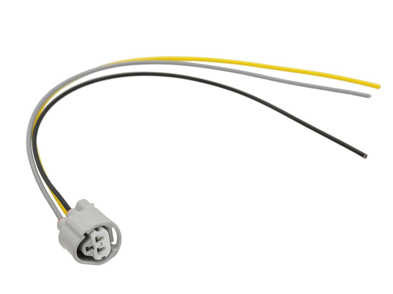 Amazon.com: Michigan Motorsports Connector pigtail wire Toyota 3-Way ECT,  CLT Coolant Temp Sensor 90980-11451: Automotive