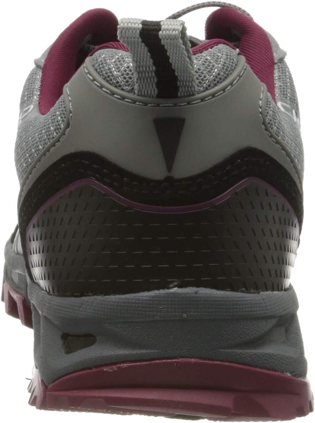 CMP – F.lli Campagnolo Altak Wmn Shoe, Zapatillas de Trail Running para Mujer Gris Cemento Goji 59ue