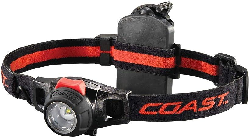 Coast Hl7r 240 Lumen Rechargeable Led Headlamp With Twist Focus
