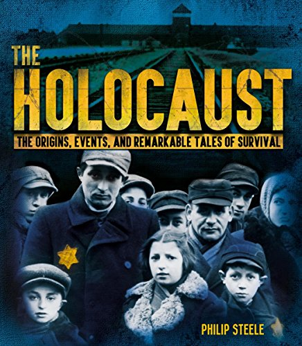 The Holocaust: The Origins, Events, and Remarkable Tales of Survival by Scholastic (Image #1)