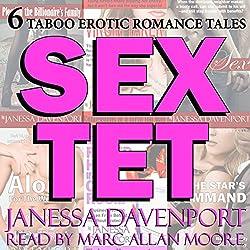 Sextet: Six Taboo Erotica Tales