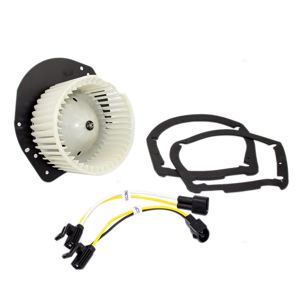 Blower Motor Fan Assembly Replacement For Ford Lincoln 1986 Ltd Crown Victoria Wiring Diagram Get Free Image Mercury Suv Pickup Truck 4w7z19805aa Automotive