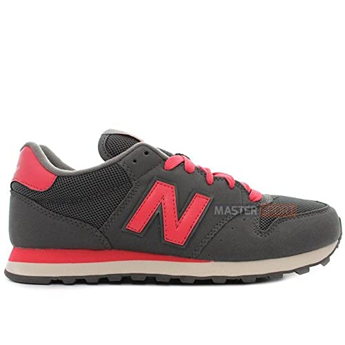 zapatillas new balance gw500 gris rosa mujer