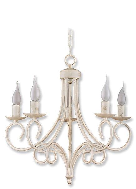 FACTORY MUEBLES - Lámpara de techo modelo Santader con ...