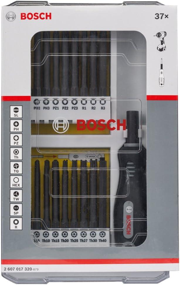 Set Bit Speciali 37Pz Con Cacciavite Bosch