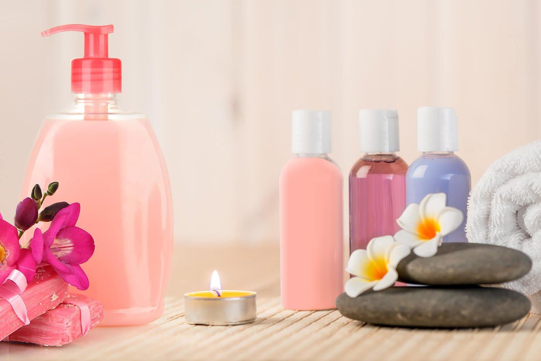 Cerixo - Juego de 10 botellas de viaje de plástico transparente para artículos de tocador, champú y cosméticos: Amazon.es: Equipaje