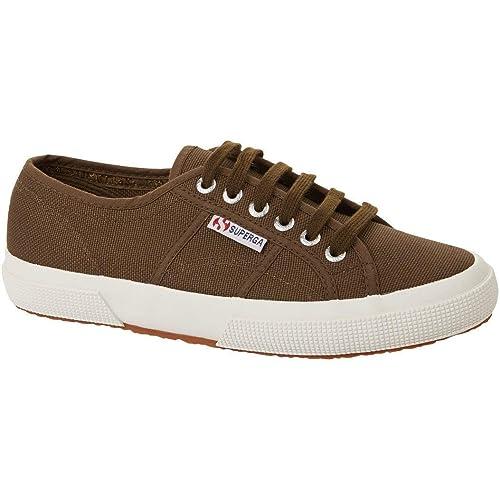 Zapatillas con cordones Superga 1705 Cotu, unisex, color Verde, talla 43 EU: Amazon.es: Zapatos y complementos