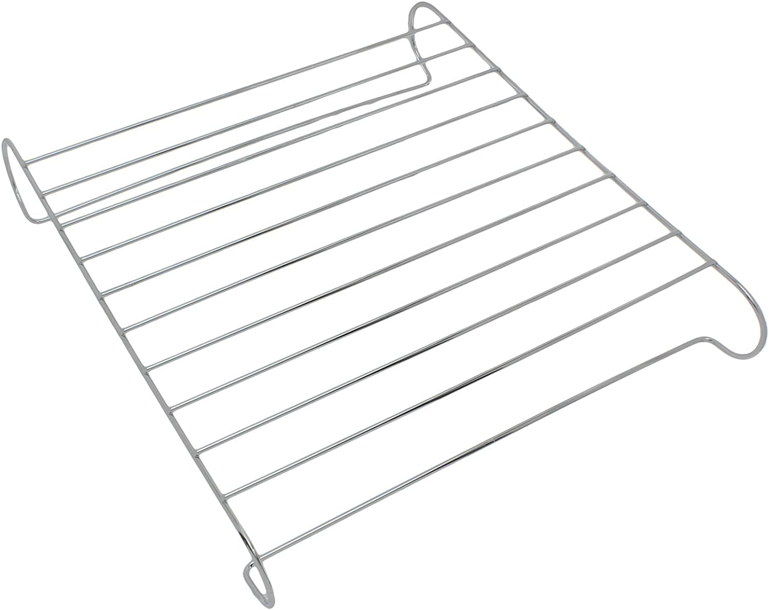 400mm x 340mm SPARES2GO Chrome Base Shelf//Cooling Rack for Amica Oven Cooker