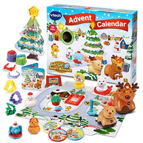 VTech Go! Go! Smart Animals Advent Calendar Amazon Exclusive -