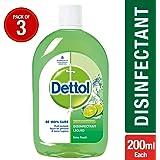 Dettol Regular Hygiene - 500 ml (Pack of 3)