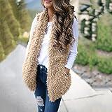 LISTHA Outwear Vest Women Hoodie Waistcoat Sherpa