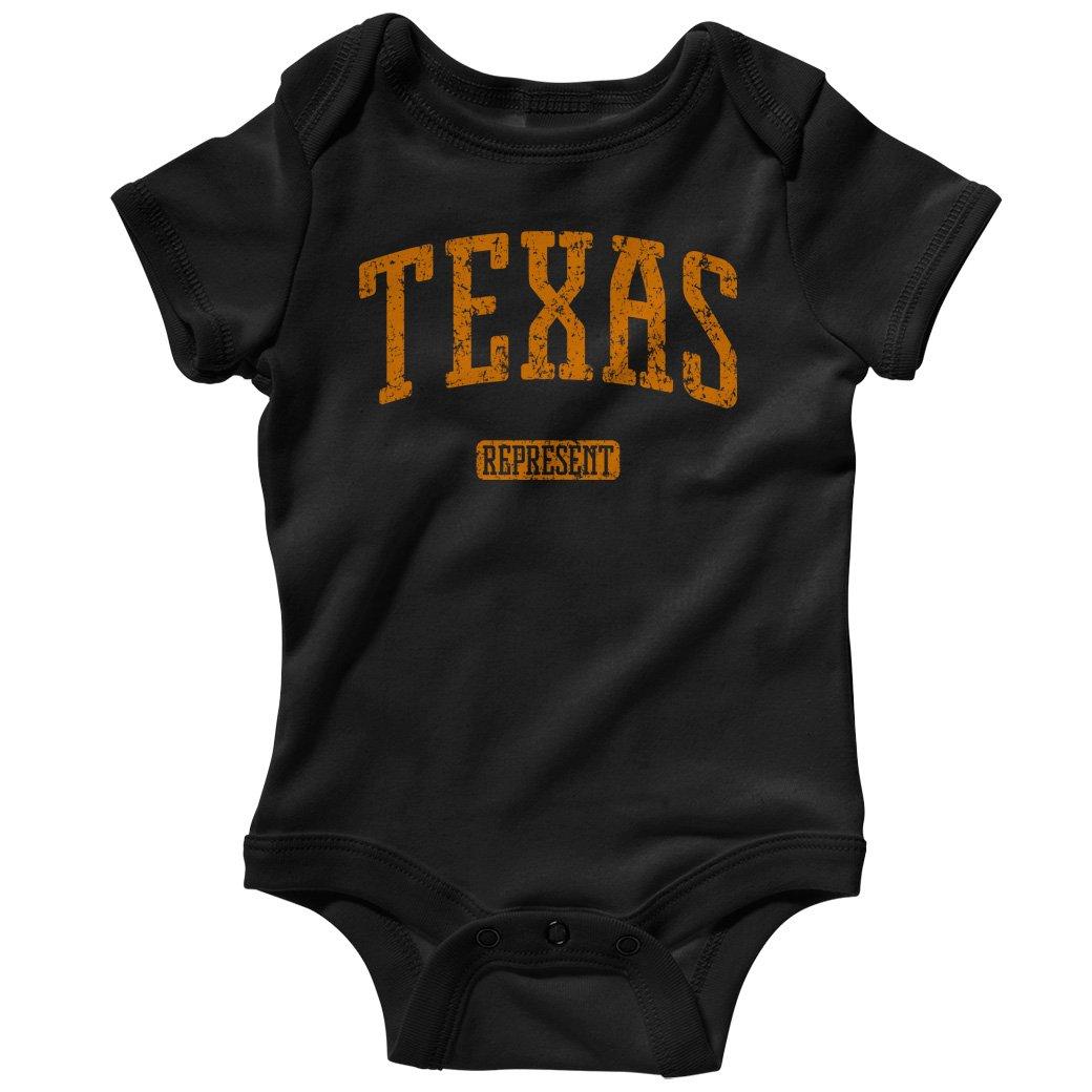 Smash Transit Baby Texas Represent Creeper