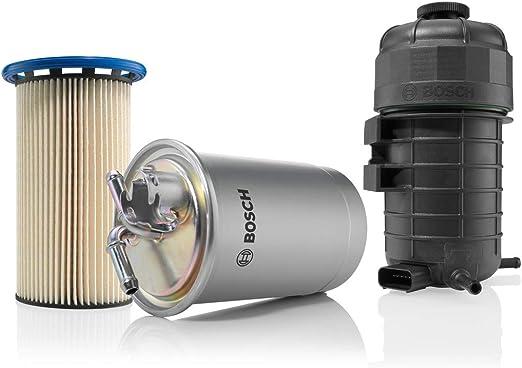Bosch F026407157 Ölfilter Auto