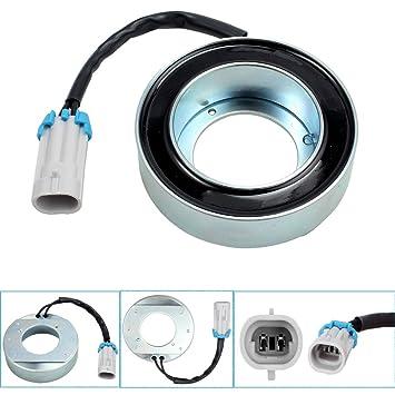 ROKOO Compresor del Aire Acondicionado de los embragues magnéticos de la Bobina para Liiray Opel Astra