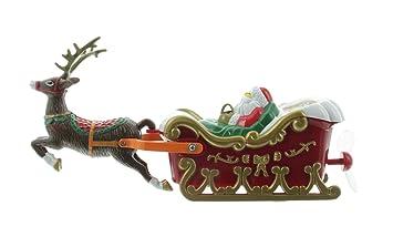 Unbekannt Cepewa Fliegender Santa Weihnachts Figur Weihnachtsdeko
