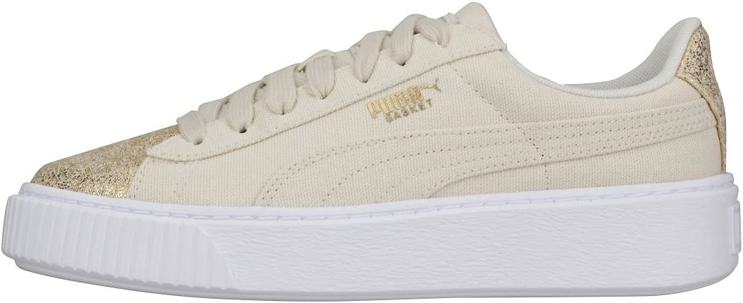 PUMA Basket Platform Canvas WN's: : Sport & Freizeit