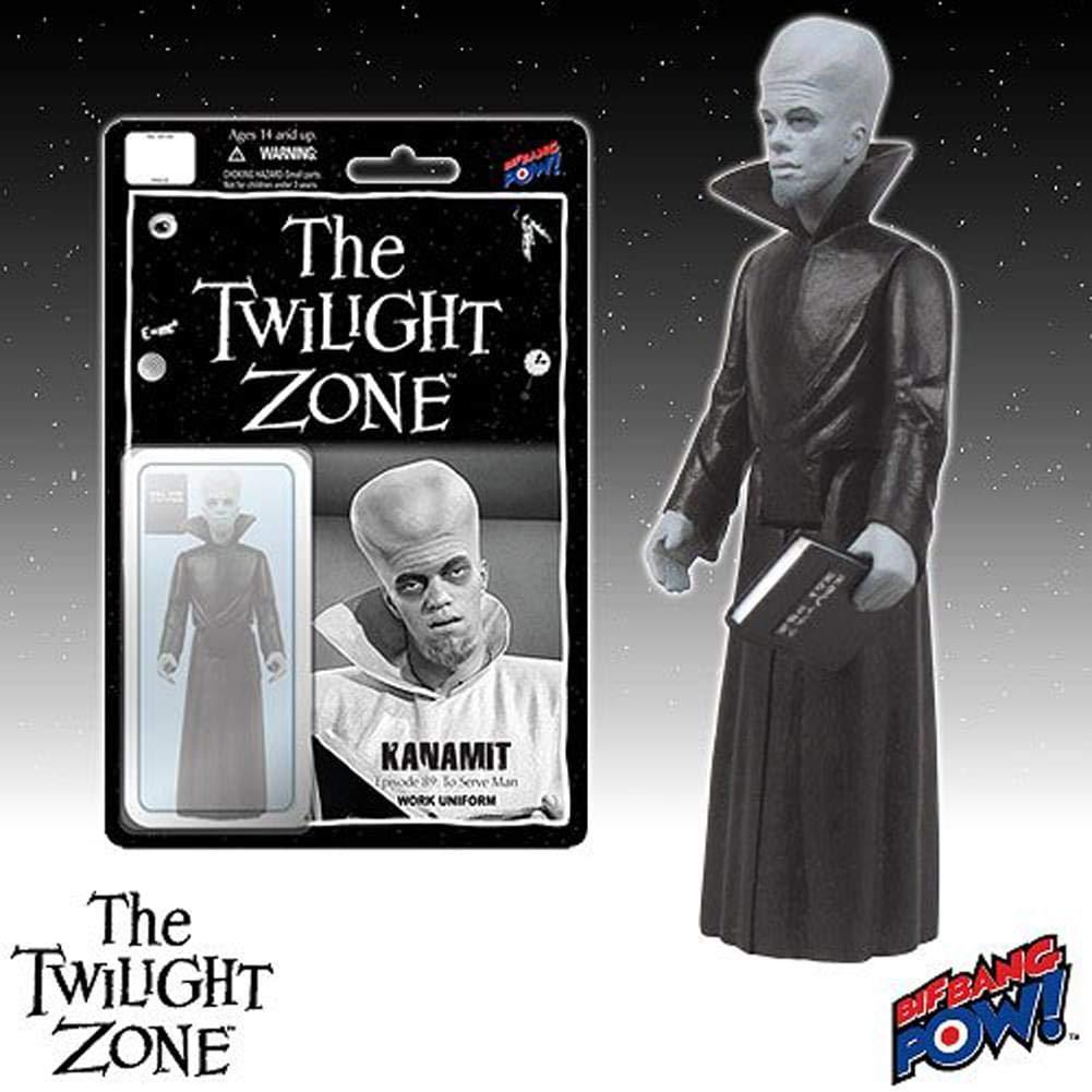 The Twilight Zone 3 3/4
