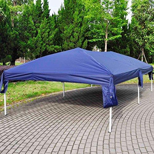 Large Pop Up Tents : Giantex ′ ez pop up wedding party tent folding