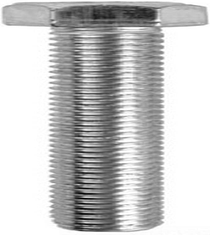 Dottie TBC43 Toggle Bolt 1//4-Inch-20 TPI by 3-Inch Length Mushroom Head Zinc Plated Dottie L.H 50-Pack by L.H