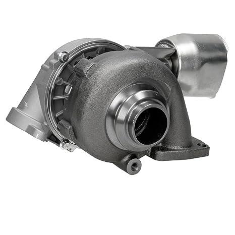 ECD Germany TL42-4150 Turbolader Abgasturbolader inkl Montagesatz