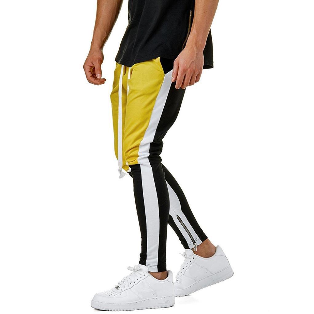 aa9f65ea6ac399 Sonnena Pantaloni Pantaloni Casual Sportiva Uomo, Sportivi con ...