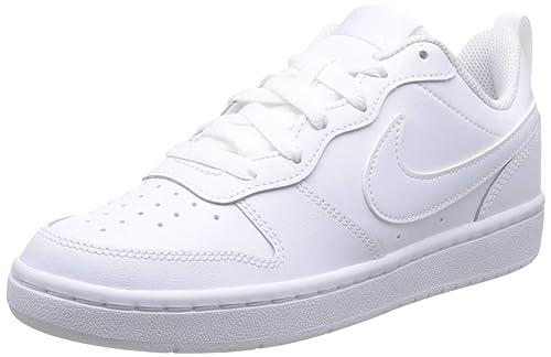 Nike Court Borough Low 2, Zapatillas de Baloncesto para Niños