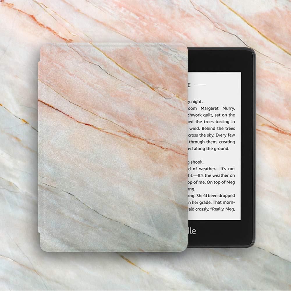Noir Huasiru Peinture /Étui Housse Case pour Kindle Paperwhite 10/ème g/én/ération Uniquement - mod/èle 2018