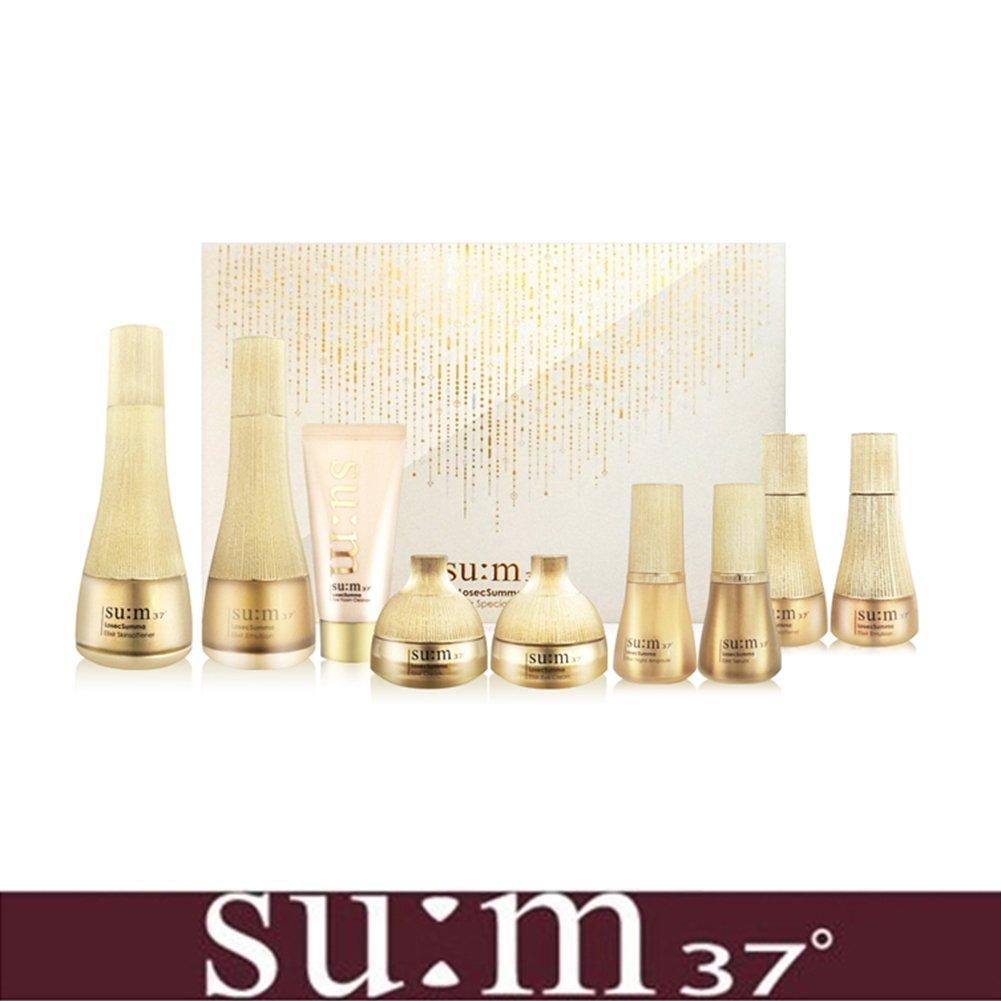 [su:m37/スム37°]LosecSumma Premium 2PCS Special Limited Skincare Set/2種プレミアムスペシャルリミテッドスキンケアセット + [Sample Gift](海外直送品) B07D2CH3BB