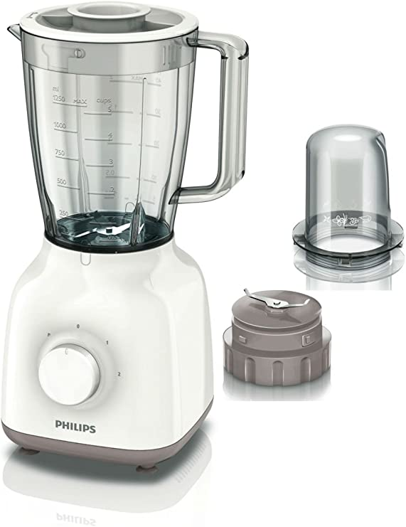 Philips Daily Collection HR2102/00 - Licuadora (1,5 L, Batidora de ...