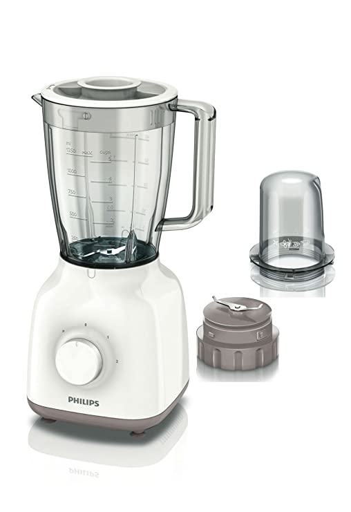 Philips Daily Collection HR2102/00 - Licuadora (1,5 L, Batidora de ...