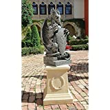 Design Toscano The Grande Dragon Sentinel Sculpture
