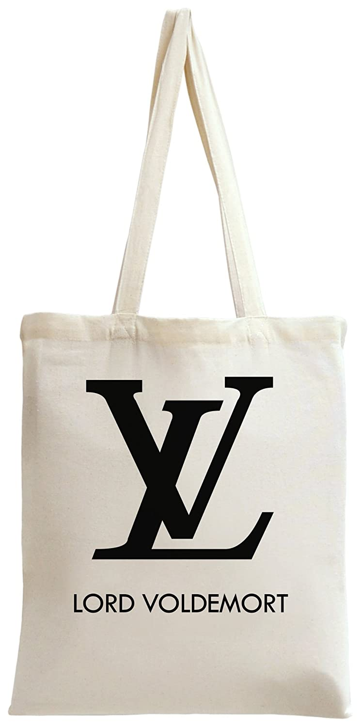 4253411ff Lord Voldemort LV Tote Bag: Amazon.co.uk: Shoes & Bags
