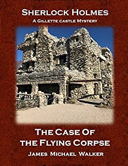Case of the Flying Corpse Cover