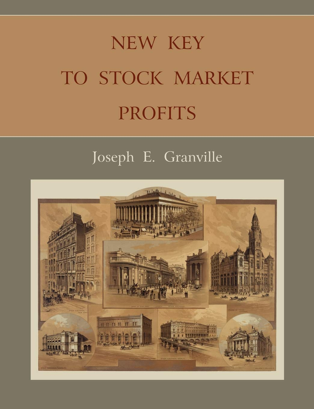 visitante domingo cheque  New Key to Stock Market Profits: Granville, Joseph E.: 9781891396373:  Amazon.com: Books