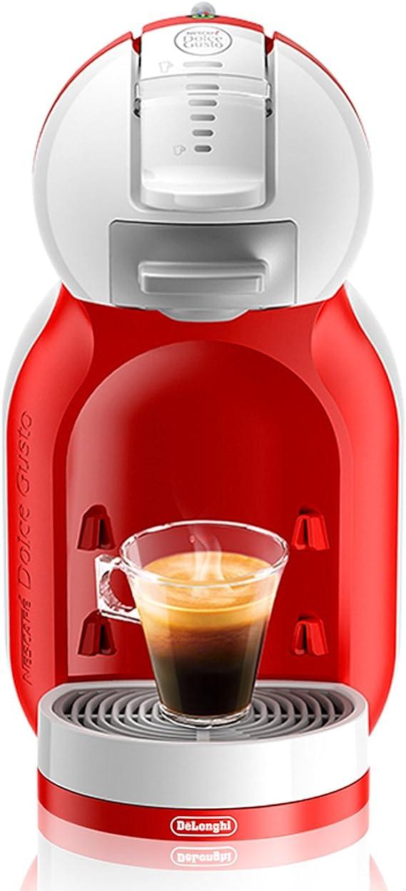 DeLonghi Dolce Gusto Mini Me EDG305.WR - Cafetera de cápsulas, 15 ...