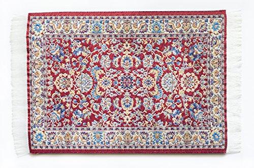 Oriental Carpet Mousepad - Authentic Woven Carpet - SAMARAKANT Design Photo #6