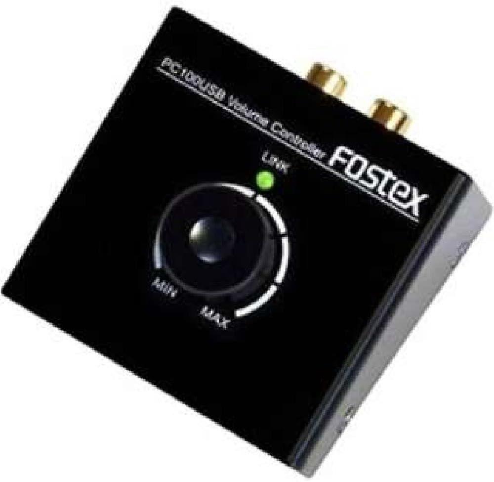 USB DAC FOSTEX PC100USB