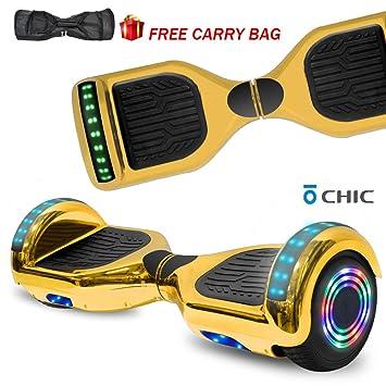 Amazon.com: NHT - Patinete eléctrico autoequilibrante con ...