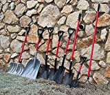 TABOR TOOLS Snow Shovel and Pusher, 2 Models