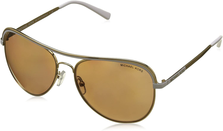 TALLA 58. Michael Kors Sonnenbrille VIVIANNA I (MK1012)