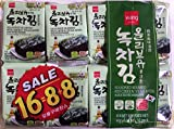Seasoned Seaweed (Laver) – Pack of 16 (Green Tea) Review