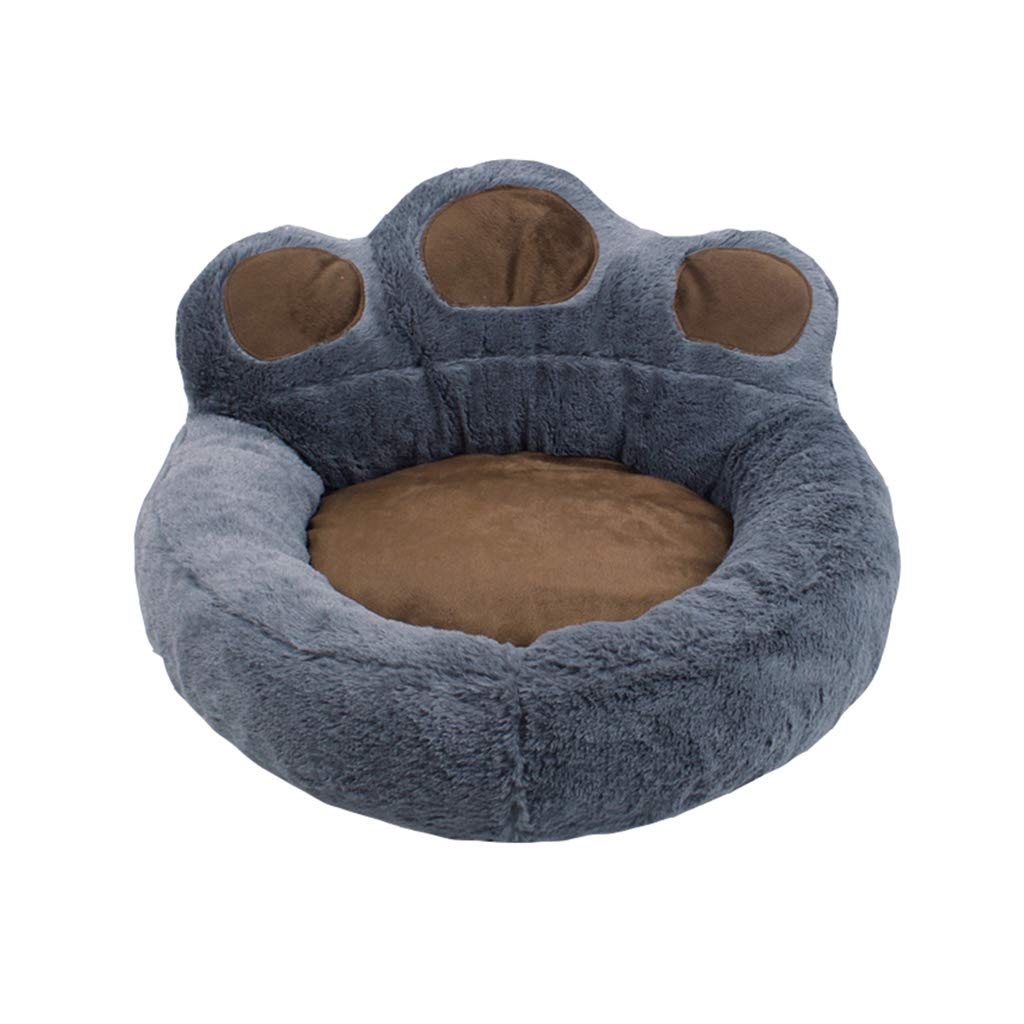 M Pet Bed Cat Dog Small and Medium Pet Nest Mat Teddy Four Seasons Universal Removable and Washable (Size   M)